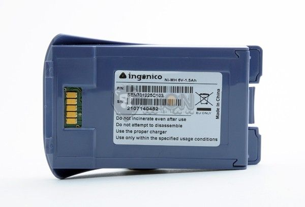 Ingenico I7910 GPRS battery renewal
