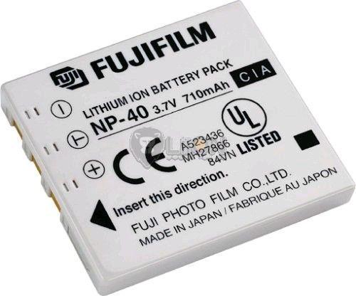 Fuji NP-40 utángyártott kamera akku