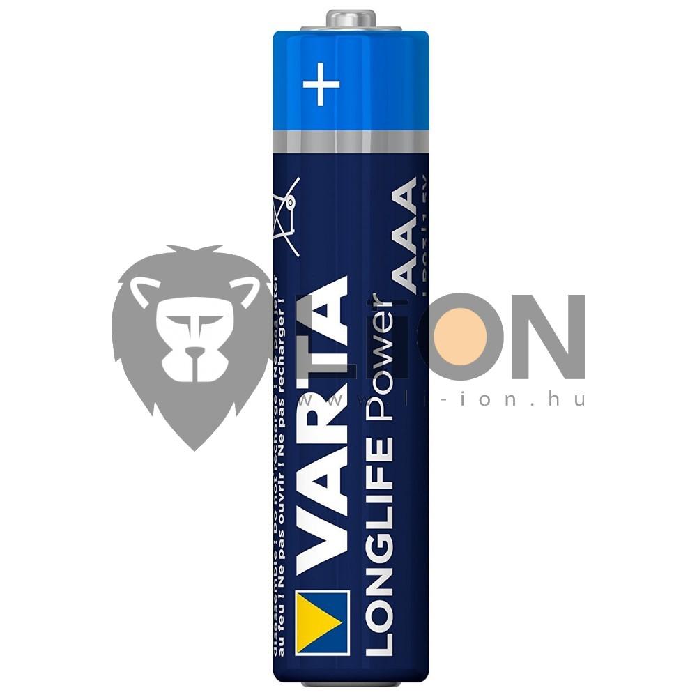Varta High Energy AAA elem