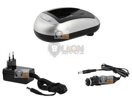 PENTAX D-LI8 kamera akkutöltő