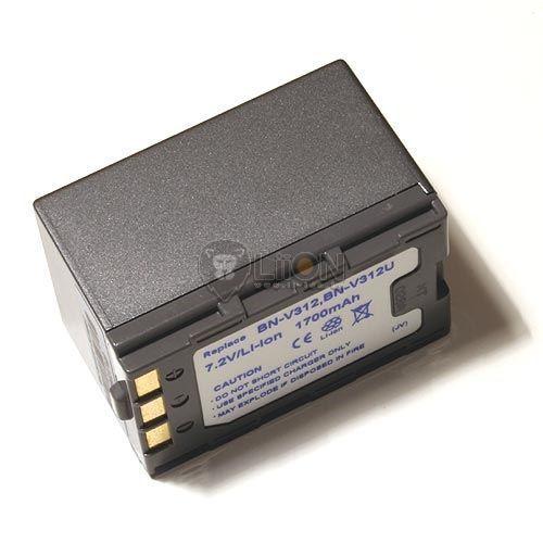 JVC BN-V312 utángyártott kamera akku