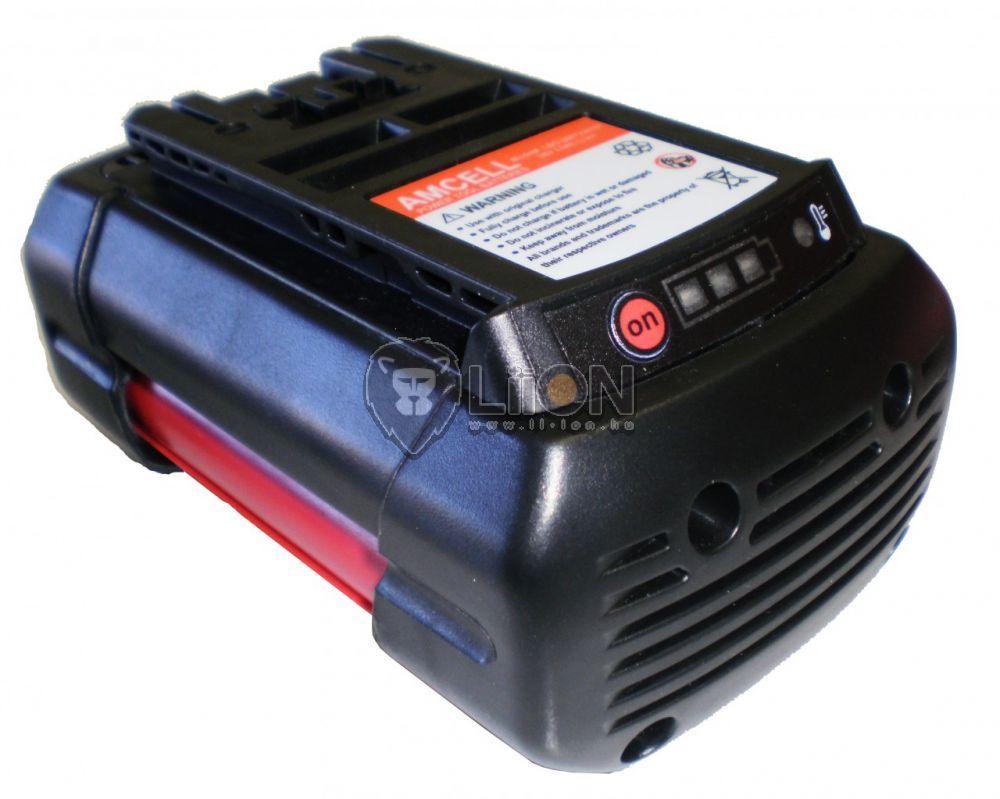 Bosch szerszámgéphez 36V 3,0Ah li-ion akku