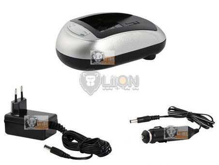Sony NP-F550 kamera akkutöltő