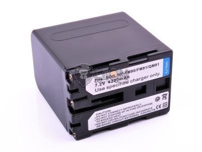 NP-FM90  akku Sony kamerához