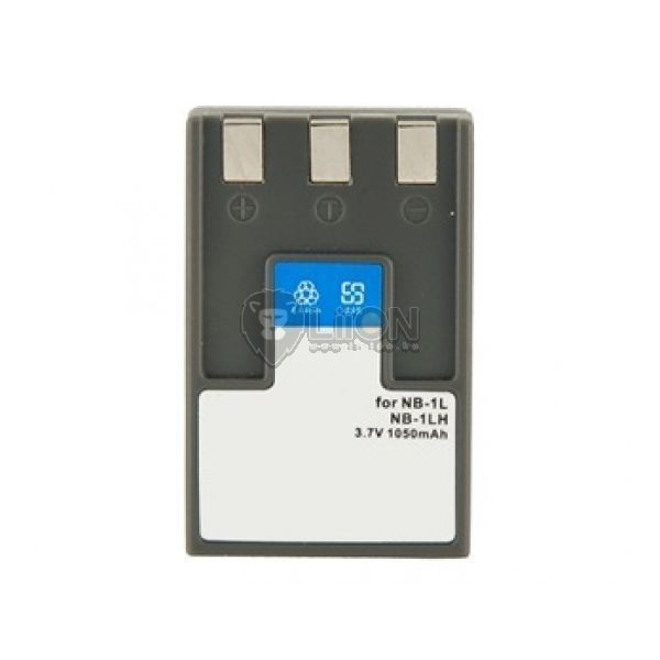 CANON NB-1L Digital Camera Battery - Replacement