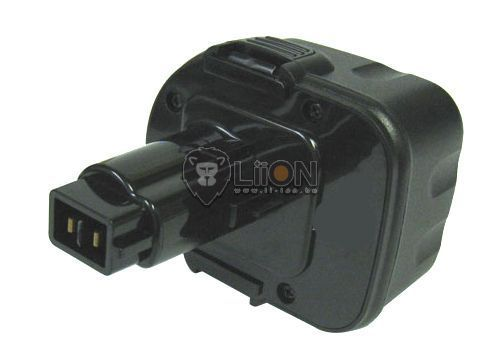 Black & Decker 12V Ni-Cd 2Ah power tool battery