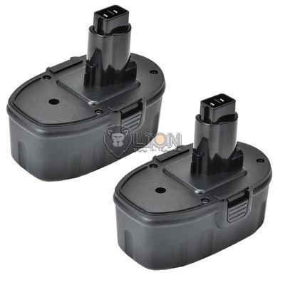 DeWalt 18V 2Ah NiCd power tool battery