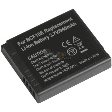 Panasonic DMW-BCF10 utángyártott kamera akku