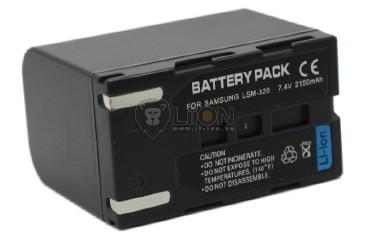 Samsung SB-LSM320 utángyártott kamera akku