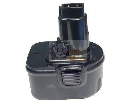 Black&Decker 12V szerszámgéphez Ni-Mh 3,3Ah akku