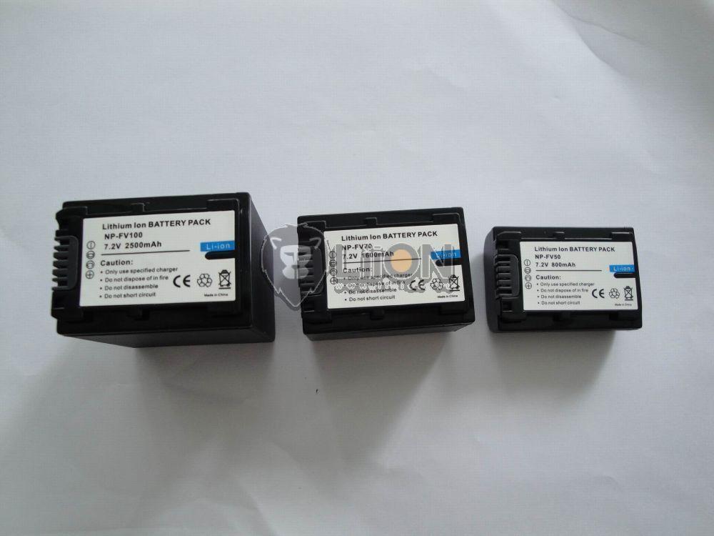 NP-FV100 akku Sony kamerához