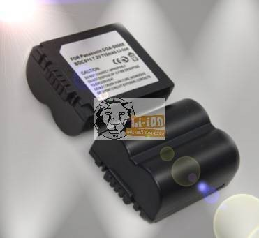 Panasonic S006 utángyártott kamera akku