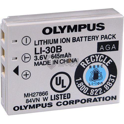 Olympus Li-30B utángyártott kamera akku