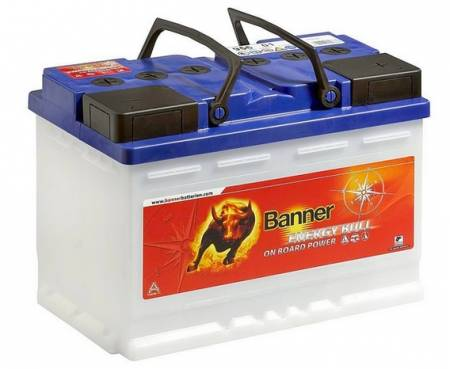 Car and motorcycle starter battery