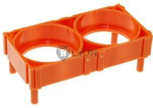 Műanyag  tartó 38120 LiFePO4 akkuhoz
