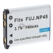 FUJI NP-45 utángyártott kamera akku