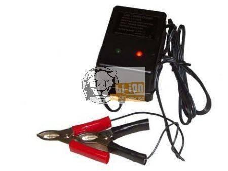 LC2211 6V/4A zselésakku automata töltő