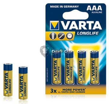 Varta Longlife AAA elem