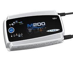 CTEK M200 akkumulátor töltő 12V/5A 56-220