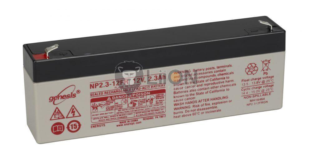 Genesis NP 12V 2,3Ah akkumulátor
