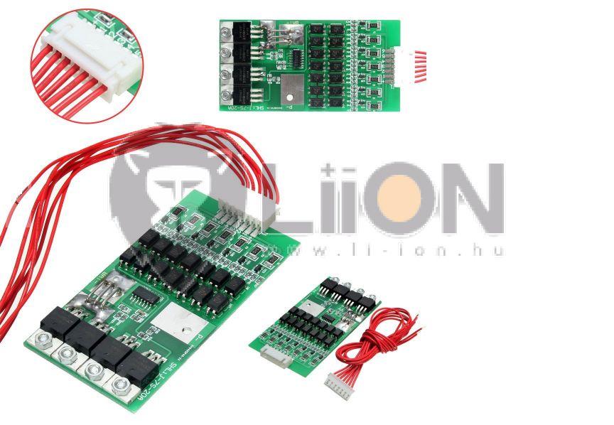 PCB – printed circuit board 14,8V 4A