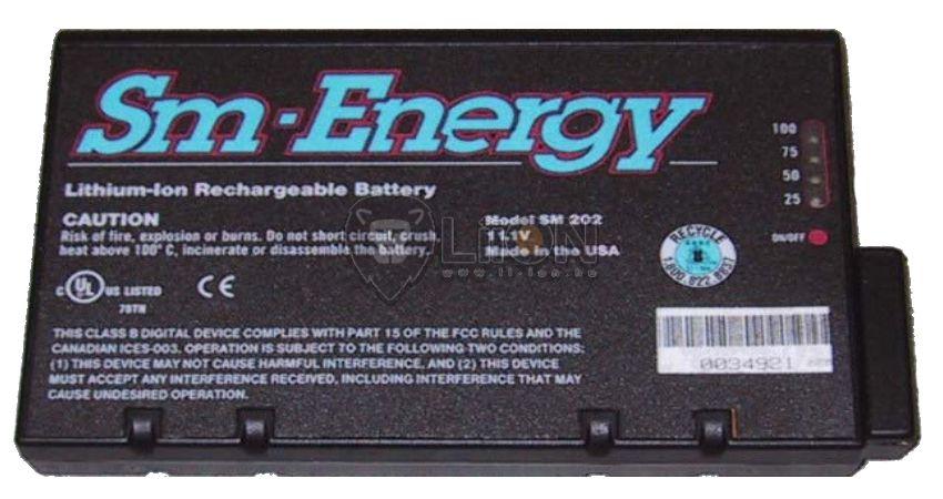 SM 202 battery monitor restoration