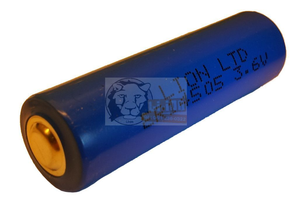 ER 14505 Li-SOCI2 battery
