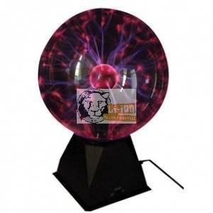 Nagyméretű Plazmagömb (Tesla gömb)