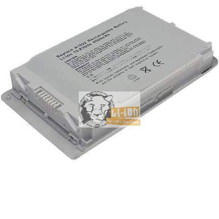 Apple PowerBook G4 laptop akku - felújítás