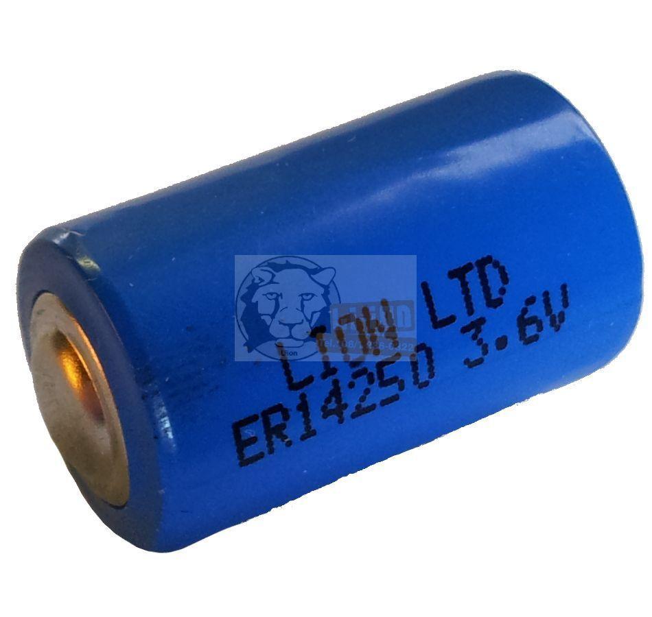ER 14250 Li-SOCI2 battery