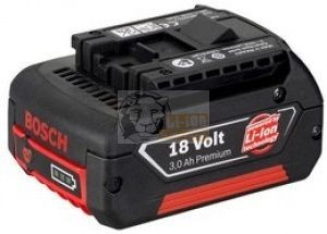 Bosch 2607335040 18V 3Ah li-ion power tool battery