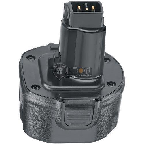 Black & Decker 9,6 V Ni-Mh 3,3 Ah Werkzeug Akku